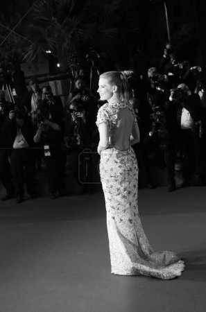 CANNES, FRANCE, MAY 26 2017: Jessica Chastain atte...
