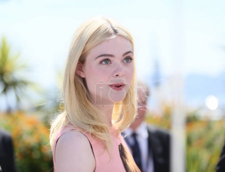 Elle Fanning attends the 'How To Talk To Girls At Parties'