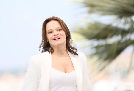 Vasilina Makovtseva attend the 'A Gentle Creature (Krotkaya)'