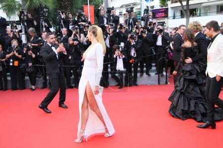 Petra Nemcova attends the 'Nelyobov (Loveless)'
