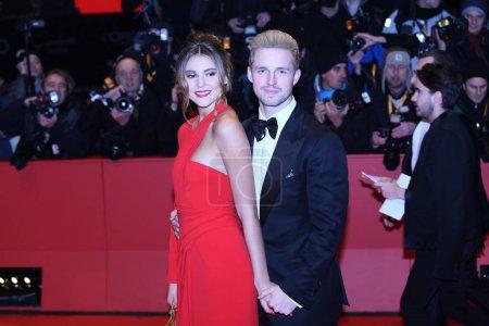 Stefanie Giesinger and her boyfriend Marcus Butler