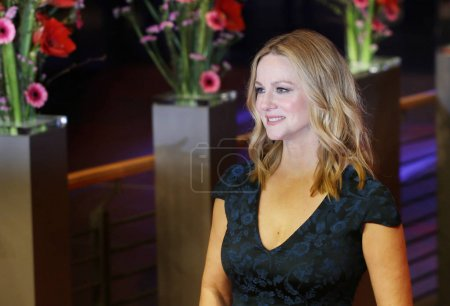 Laura Linney attends the 'The Dinner'