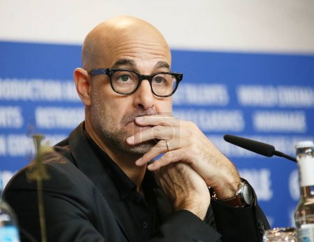 Stanley Tucci attends the 'Final Portrait'
