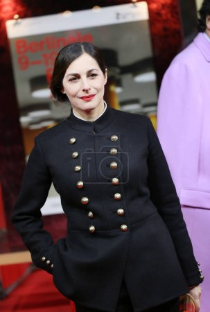 Actress Amira Casar attends the 'Call Me by Your Name'