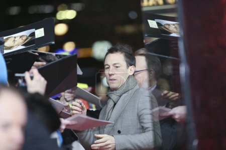 Tobias Menzies attends the 'The Terror'