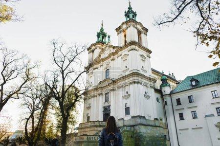 St. Stanislaus Church at Skalka