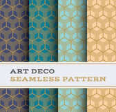 Art Deco seamless pattern 21