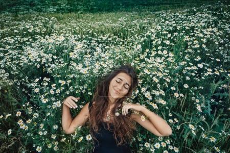 Photo pour Jeune et belle, concept de mode de vie sain - image libre de droit