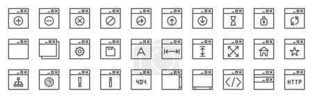 internet windows icons
