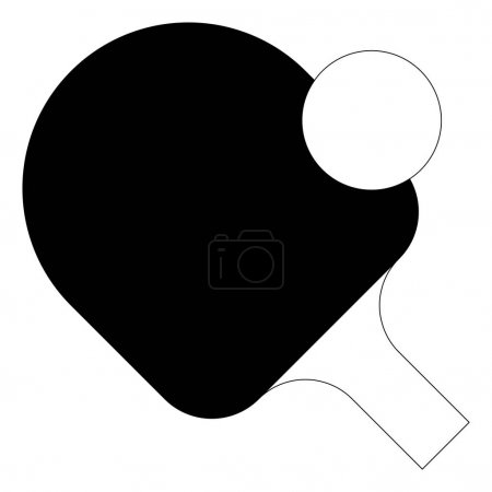 Ping pong web icon