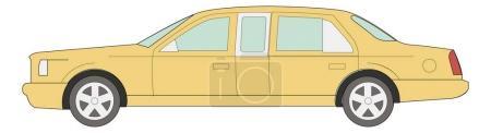 Limousine web icon
