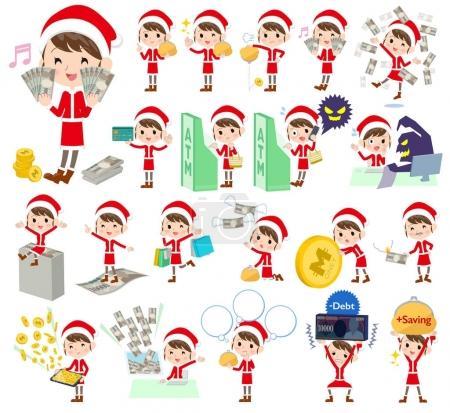Santa Claus Costume mom_money