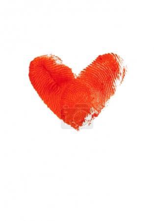 Photo pour Modèles à insérer dans les cartes de voeux pour la Saint-Valentin - image libre de droit