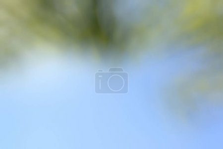 Photo for Green abstract background lines and angles blurred theme - Royalty Free Image