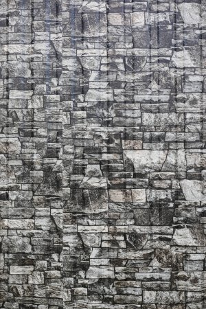 Photo for The texture of the stones. Stone textured tile. Stone pattern on tile - Royalty Free Image