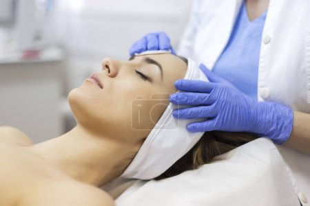 Face Skin Cleaning
