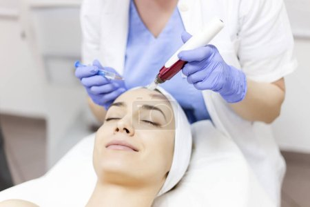 Mesotherapy with an Intradermal Hyaluronic Acid Fo...