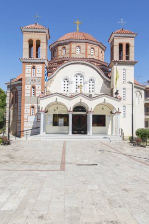 Orthodox church in the center of Nafplio
