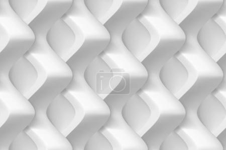 seamless abstract geometric waves pattern