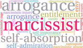 Narcissist Word Cloud