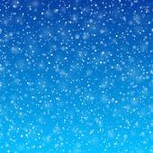 Padající sníh zima pozadí
