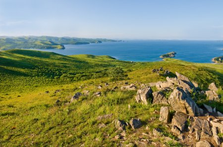 Landscape of Far East Marine Reserve