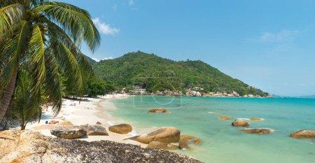 Coral Cove beach view at Koh Samui Island Thailand