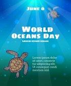 World Oceans Day June 8