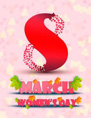 March 8 - Women's Day