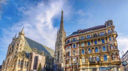 Saint stephen cathedral on stephansplatz