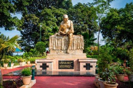 Mahatma Gandhi The monument
