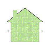 Vector labyrinth 133