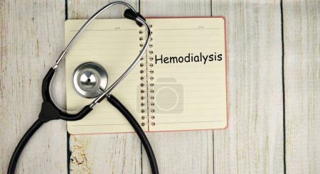 Health and Medical Concept- Hemodialysis