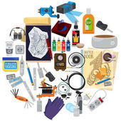 Tattoo kit and equipment