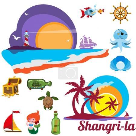 Marine issues Shangri la