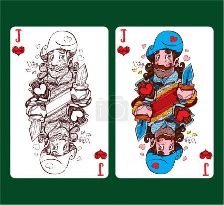 Playing card symbol
