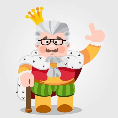 King, fairy tale character