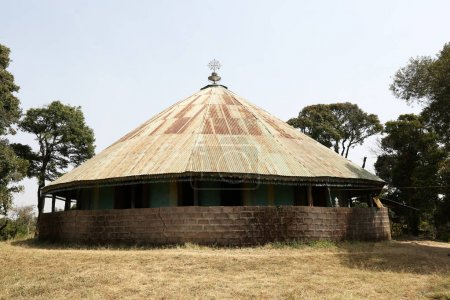 Photo for Traditional church in Ethiopia - Royalty Free Image