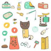 doodle cat stuff