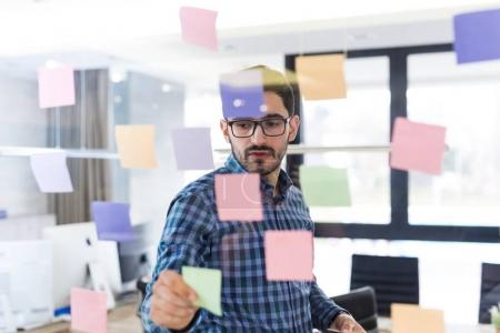 creative start-up business man