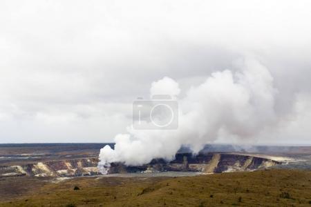 Kilauea Caldera, Kona, HI