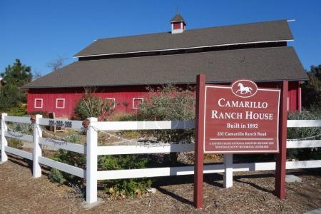 Adolfo Camarillo Ranch House, build in 1892; Ventu...