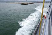 Cityscape of Ventura from Ocean