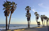 Ventura Beach Walk, CA