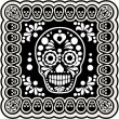 Holy Death, Day of the Dead, mexican sugar skull, ...