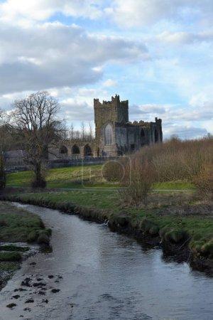 an abbey in Ireland
