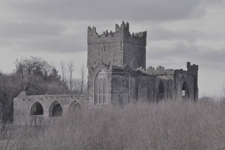 the ancient buildings of Ireland