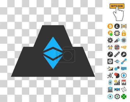 Ethereum Classic Citadel Icon with Bonus