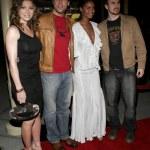 Jessica Biel, Dane Cook, Joy Bryant, Chris Evans a...