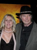 Singer Neil Young